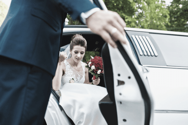 limo wedding hire brisbane